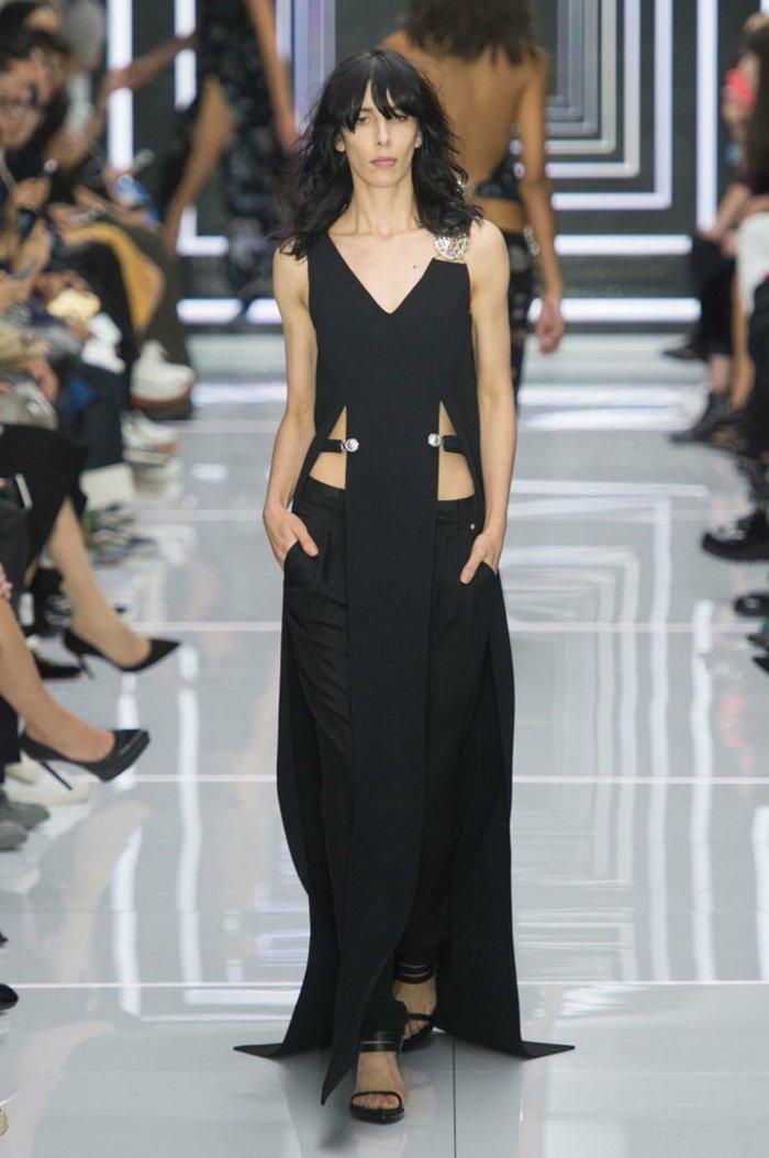 ropa de mujer semana moda Londres ideas