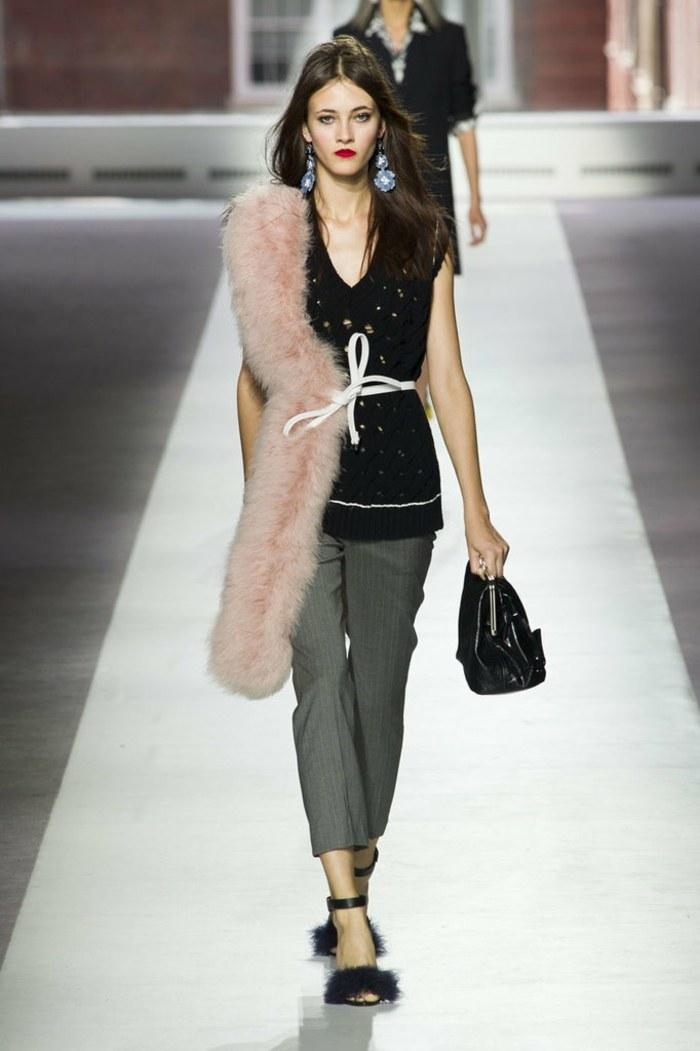 ropa de mujer semana moda londres pantalon ideas