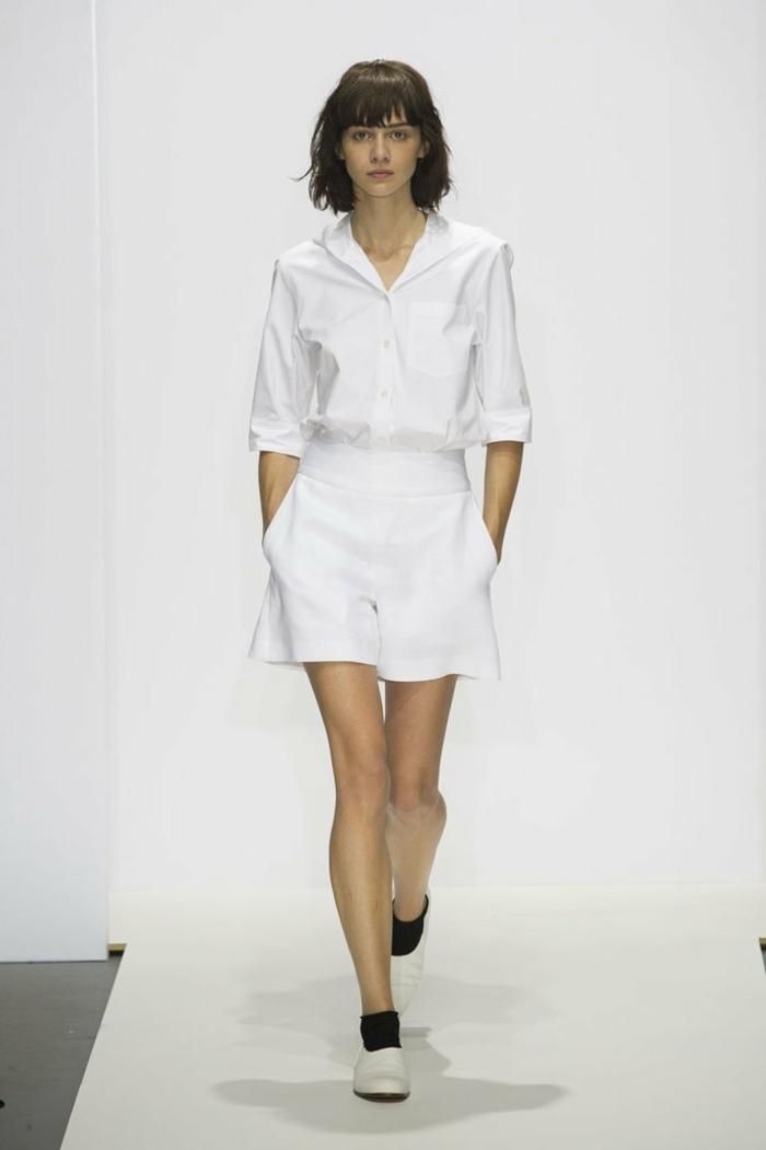 ropa de mujer semana moda Londres verano ideas