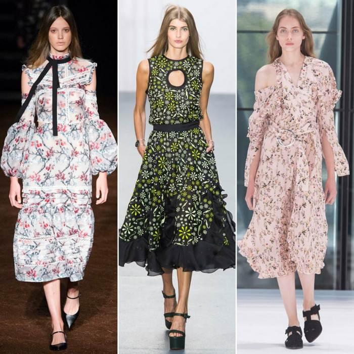 Ropa de mujer tendencias para primavera verano 2016