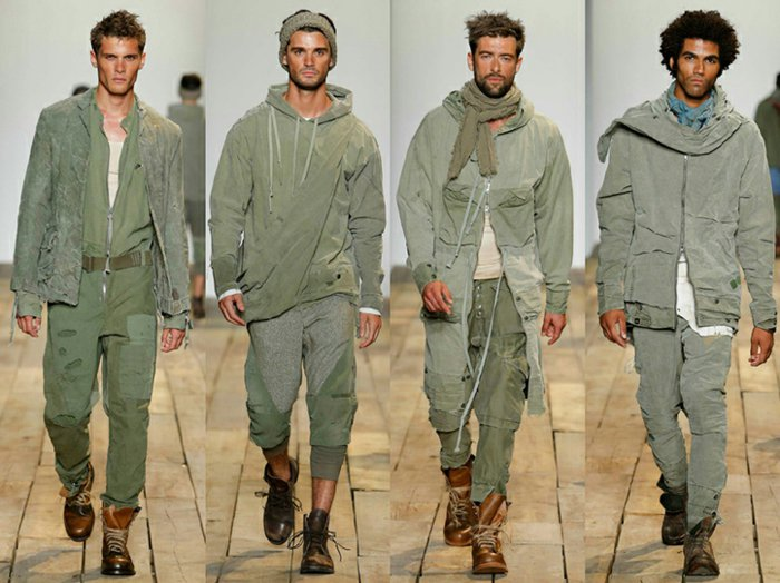 ropa diseno Greg Lauren hombres ideas