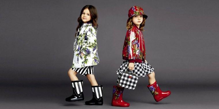 ropa infantil tendencias 2016 botas ideas