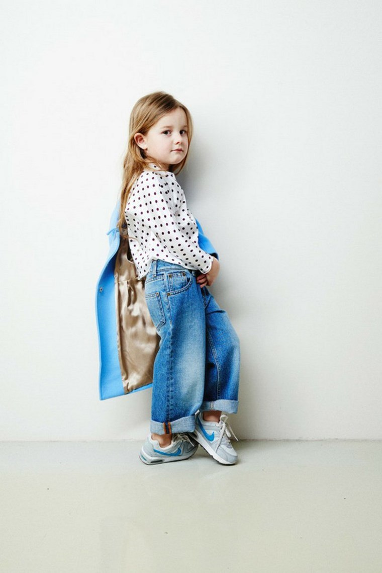 ropa infantil tendencias 2016 casual ideas