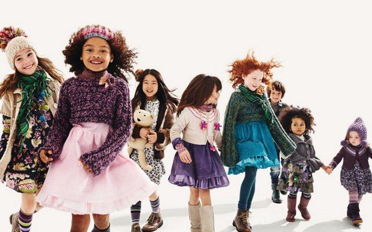 ropa infantil tendencias 2016 distintas opciones ideas