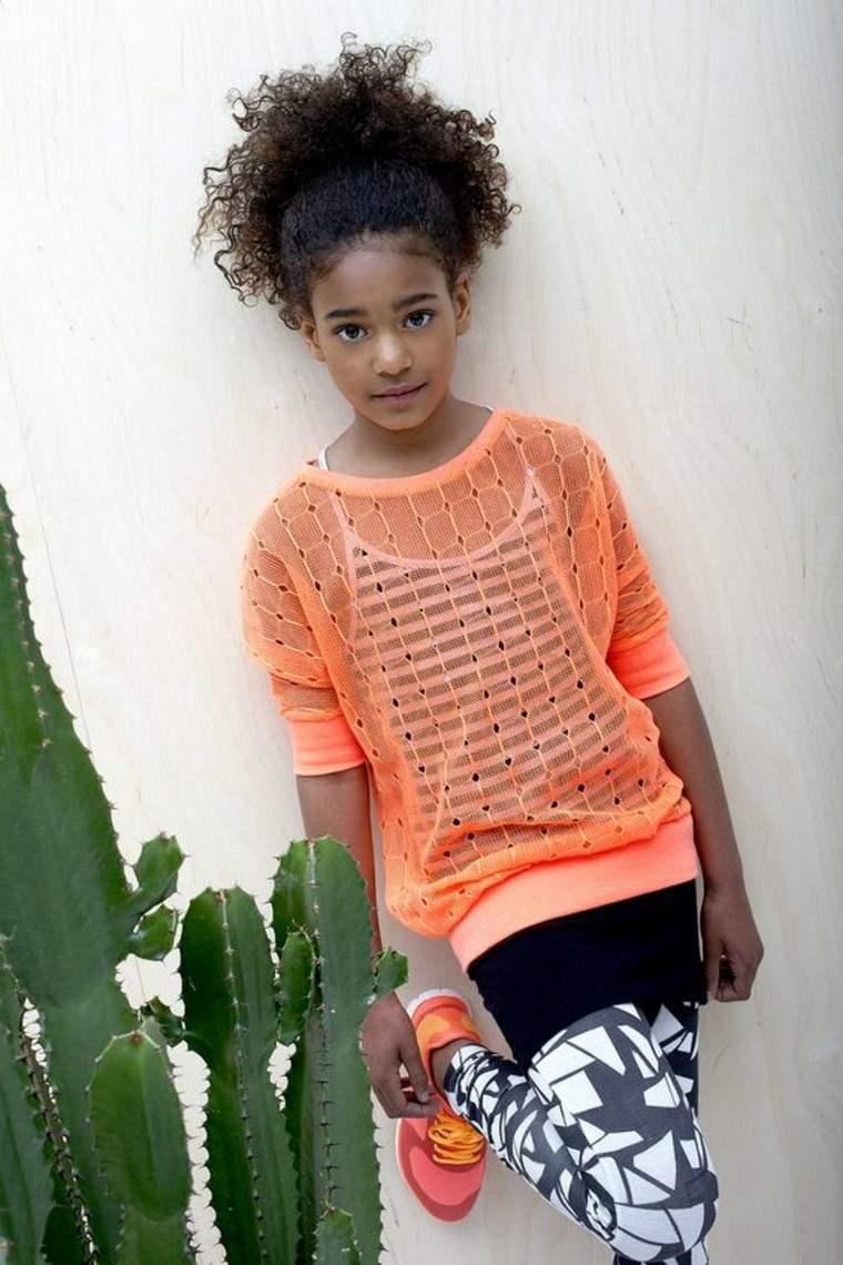 ropa infantil tendencias 2016 moda deportiva ideas