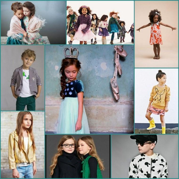 ropa infantil tendencias varias opciones ideas