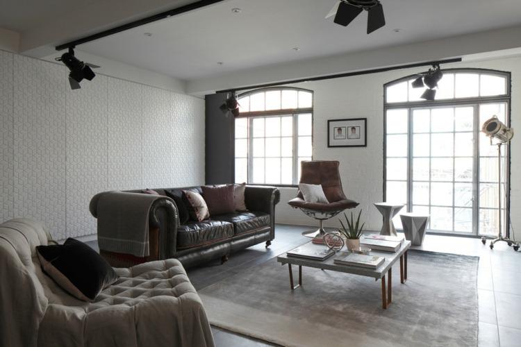 sala de estar sillón chester