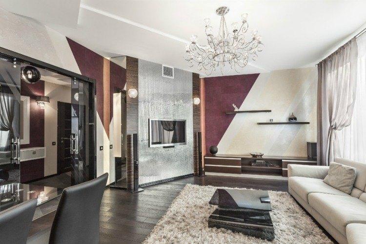 anstrich wohnzimmer ideen | möbelideen, Deko ideen
