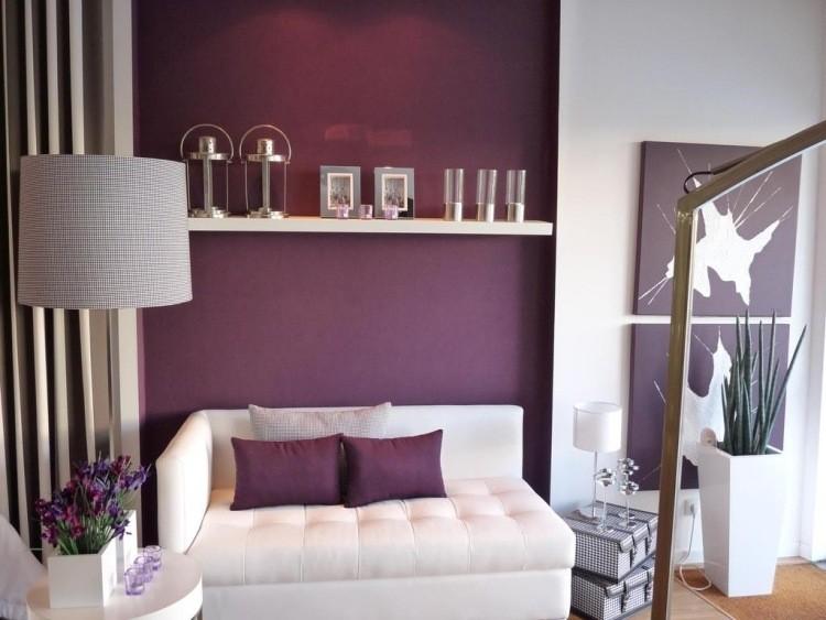 Wandgestaltung Schlafzimmer: Tipps zur Wandgestaltung im ...