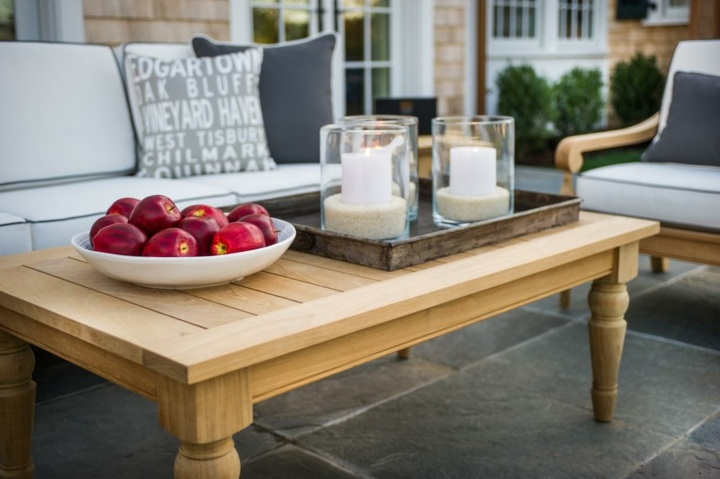 sentidos elegantes mesas tenderas velas