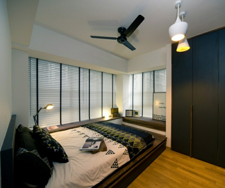 sentidos puertas variables muebles ventiladoras habitaciones