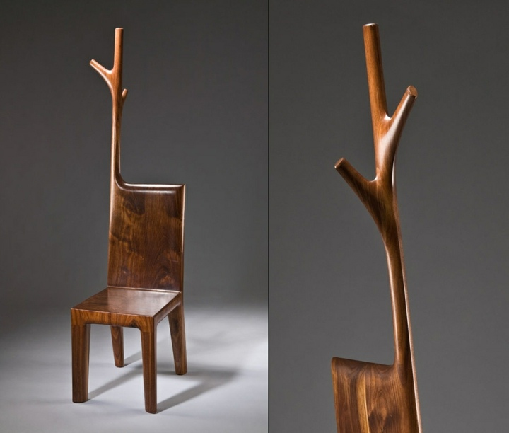 sillas decorados acabados mesas colores