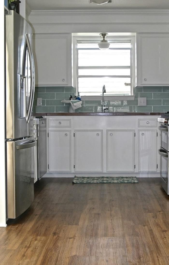cocinas blancas pequeñas salones estilos puentes
