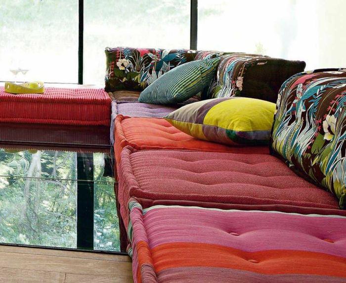 sofa mah jong elegantes lamparas potente mesa