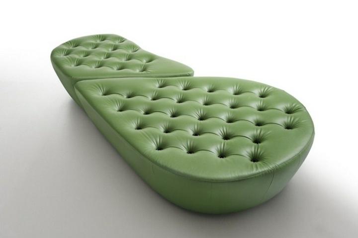 sofas creatividad ideas limpio detalles verde