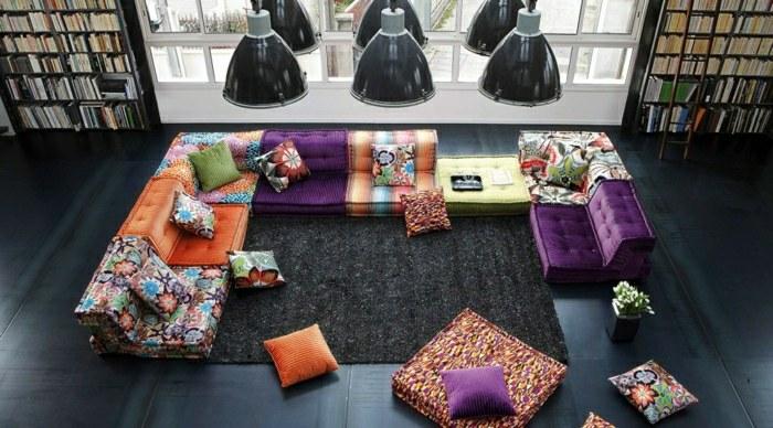 sofas ideas diseños tendencias cambios lineas