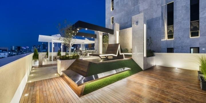 suelos maderas terrazas pies madertas