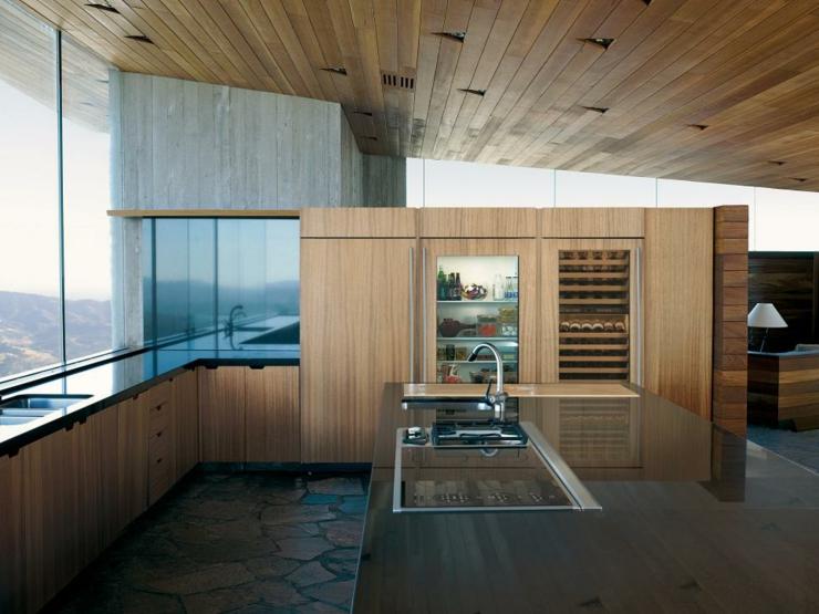 techos colores maderas cristales funcional