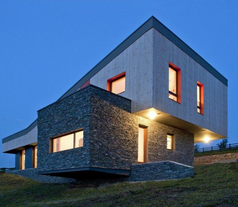 terrace rooftop lawn romania modern