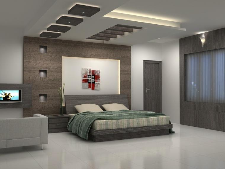 textura madera opciones decorar dormitorio fotos inspiradoras ideas