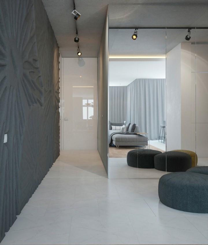 textura paredes decorados muebles salones led