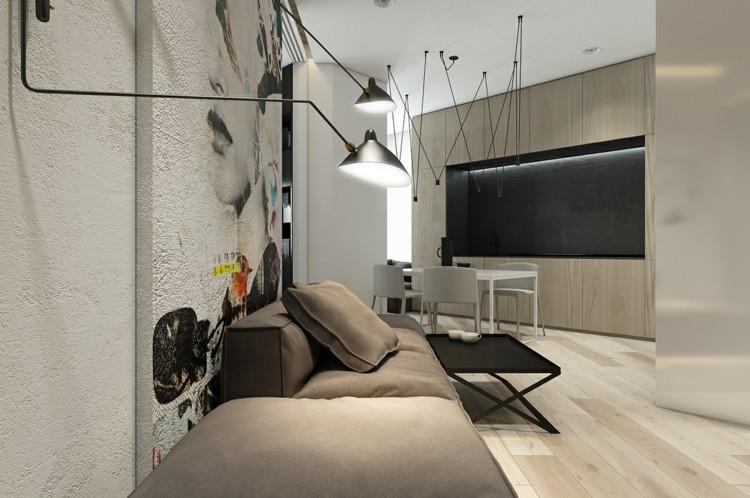 texturas paredes muebles sandalias madera