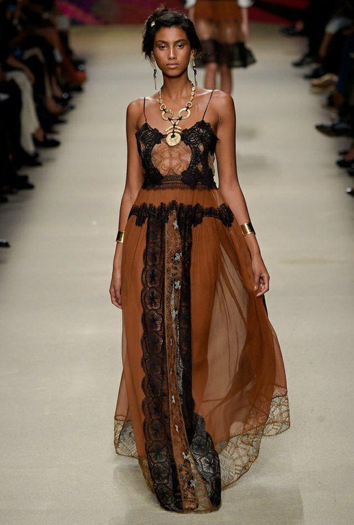 diseño vestido alberta Ferretti