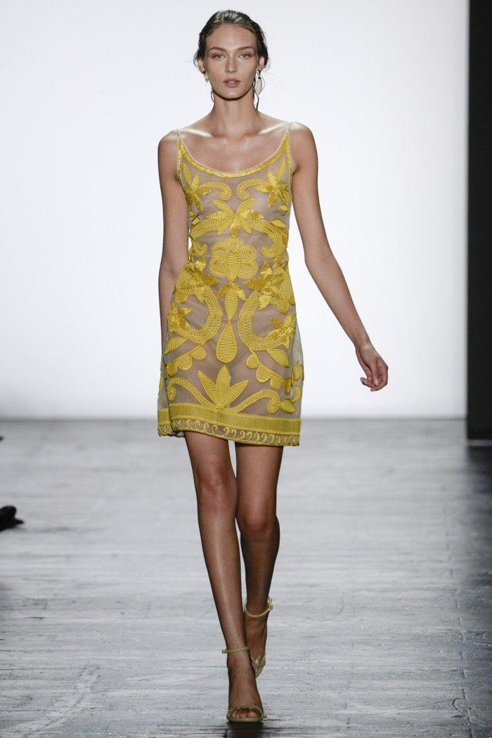 Dennis Basso vestidos 2016