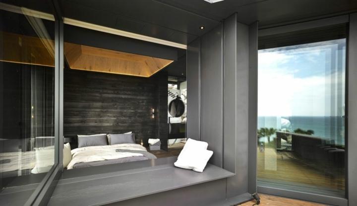 vistas salas partes muebles maderas