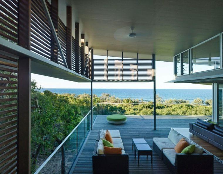 Bark Design Architects diseno terraza ideas