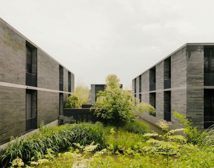 David Chipperfield Architects diseno casa china ideas