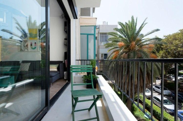 Maayan Zusman Interior Design apartamento balcon ideas