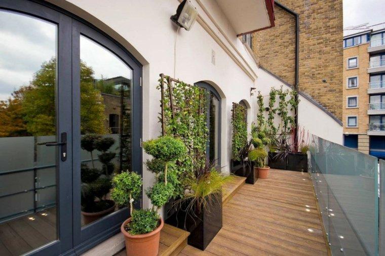 minacciolo clpd balcon plantas macetas apartamento diseno ideas