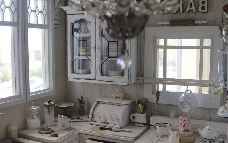 accesorios cocina estilo retro