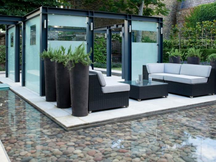 agradable propuesta exteriores rocas modernos