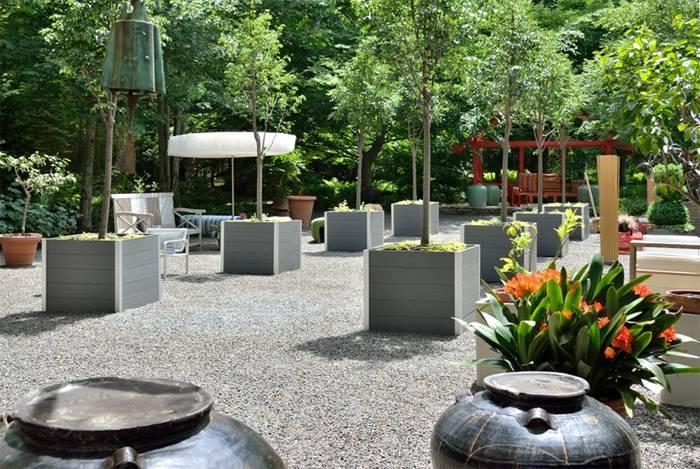 jardines estilos variaciones conceptos