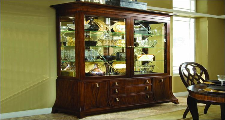 aparador madera diseño vintage