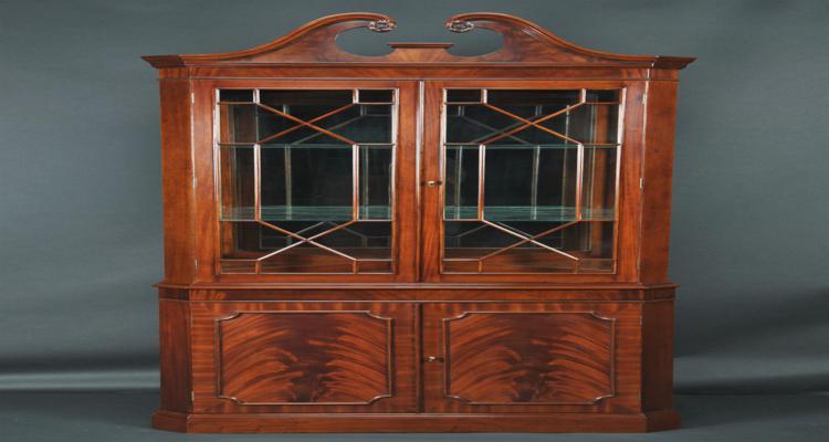 Aparadores y gabinetes de comedor vintage 62 modelos - Aparadores para cocina ...