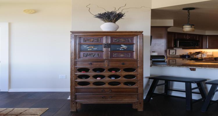 aparatdor vintage compartimentos vinos