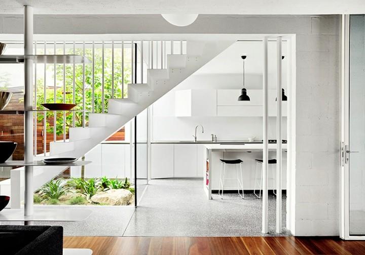 arquitectura viva detalles frescas salas negro