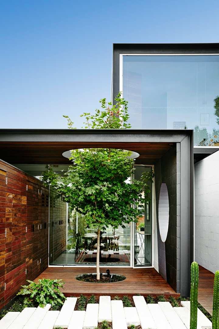 arquitectura viva detalles tenciones plantas circulos