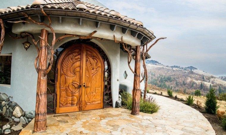 arquitectura viva puerta entrada