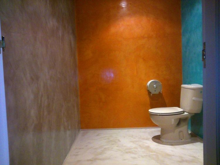 aseo minimalista paredes colores