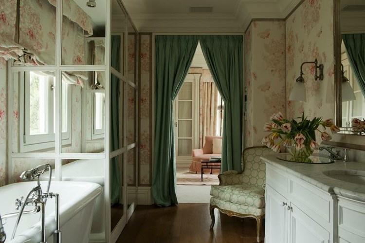 Baños Estilo Shabby Chic:Romanticismo y dulzura en el baño – 50 diseños Shabby Chic -