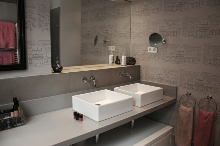 Diseno Baños Quimicos:Baños microcemento – los cincuenta diseños más interesantes -