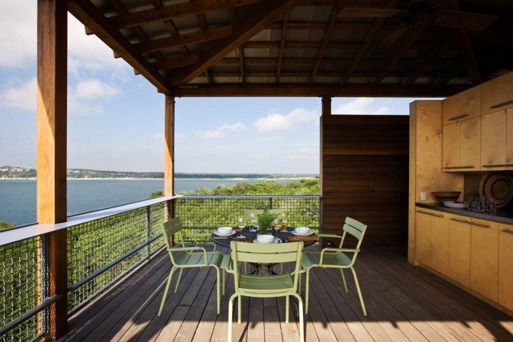 balcones decoracion cocina lugar comidas ideas