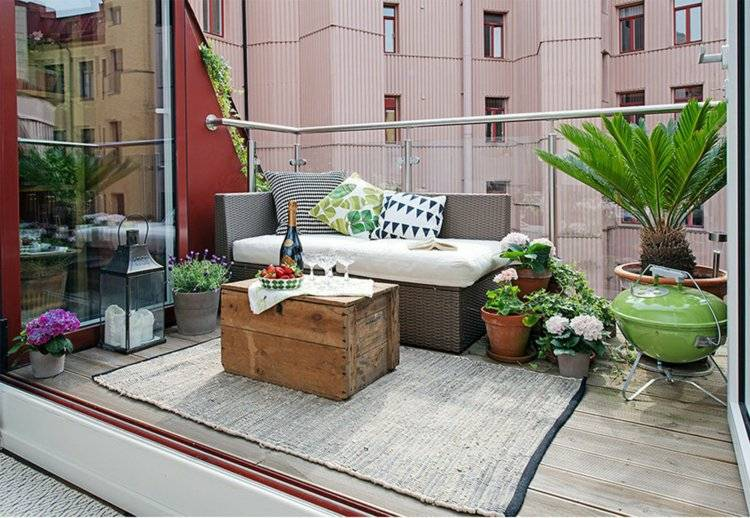 balcones decoracion inspiracion aire libre ideas