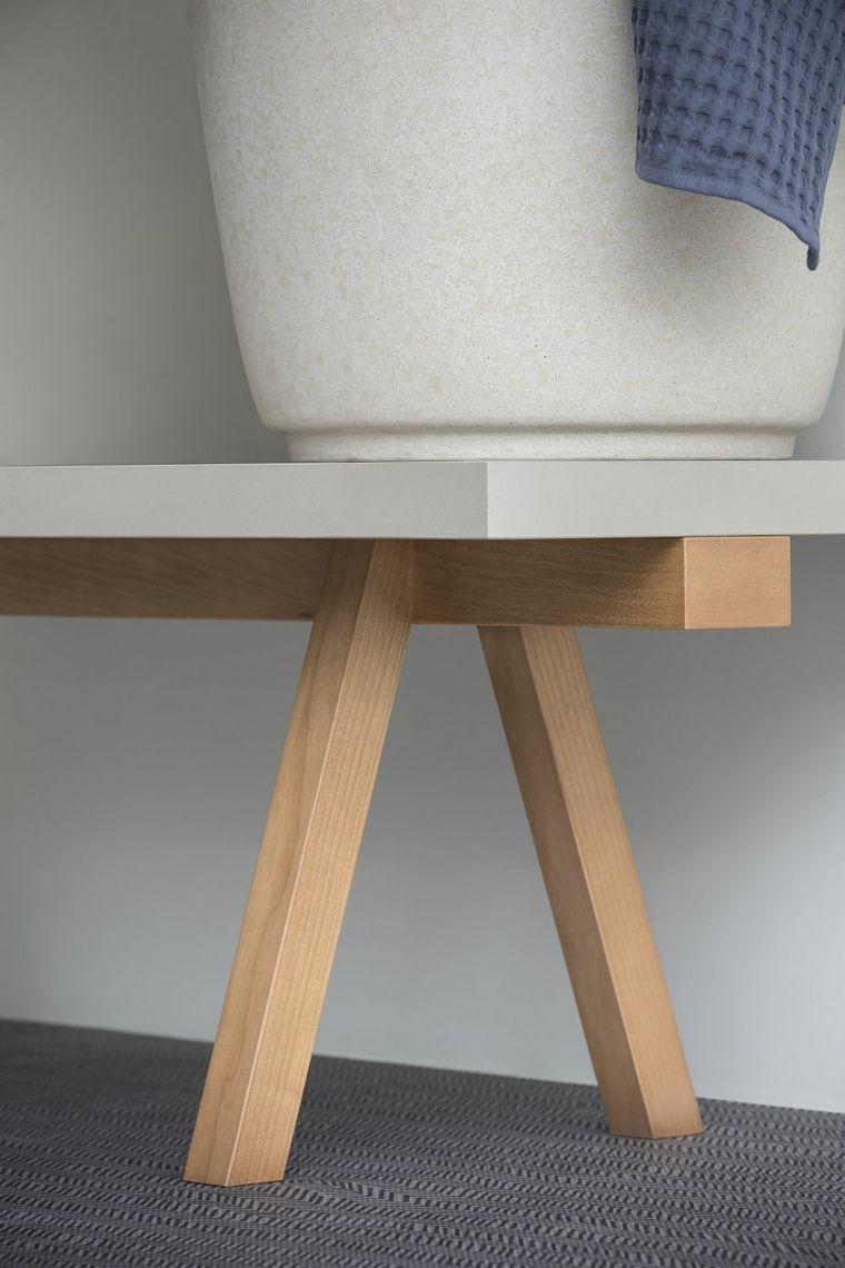 banco bano moderno estilo Rexa Design ideas