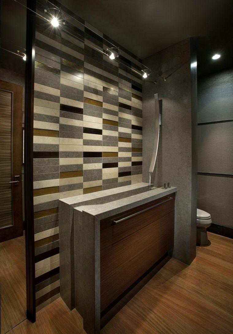 Baño Pequeno Original:Mosaicos 115 diseños de baños atractivos y coloridos -