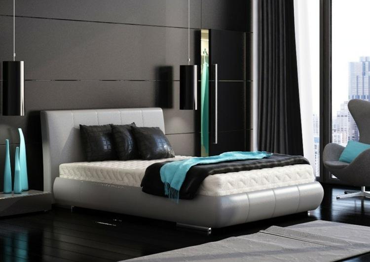bariantes negro elegantes comntemporaneos lamparas
